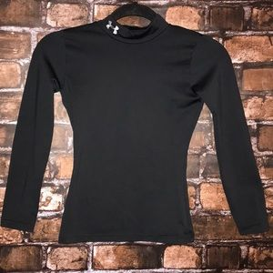 Under Armour fitted ColdGear long sleeve top